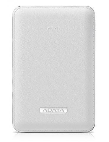 Power Bank ADATA PV120 batería externa Polímero de litio 5100 mAh Blanco