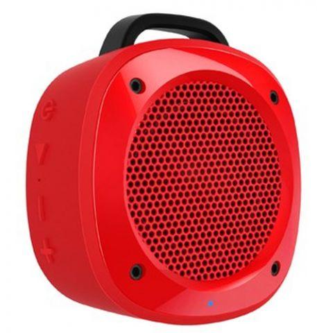 Bocina Divoom DIV397 altavoz portátil Altavoz portátil mono Rojo 3.5 W