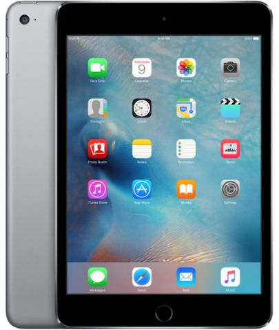 "iPad Apple iPad mini 4 128 GB 20.1 cm (7.9"") Wi-Fi 5 (802.11ac) iOS Gris"