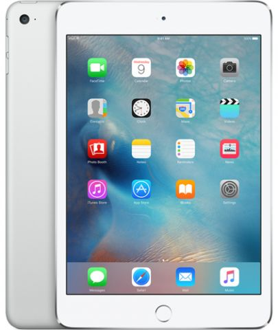 "iPad Apple iPad mini 4 4G LTE 128 GB 20.1 cm (7.9"") Wi-Fi 5 (802.11ac) iOS Plata"