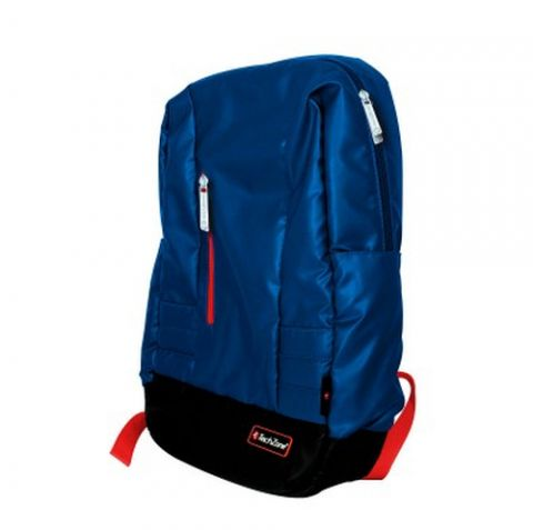 TechZone TZ16LBP24 mochila Negro, Azul Nylon