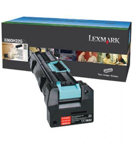 Refaccion Lexmark X860H22G fotoconductor 70000 páginas