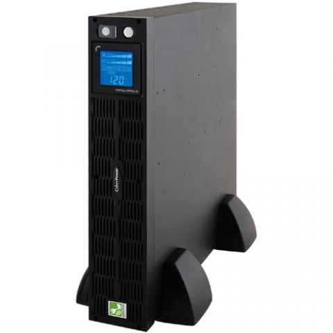 No Break y UPS CyberPower PR2200LCDRT2U sistema de alimentación ininterrumpida (UPS) Línea interactiva 2170 VA 1600 W