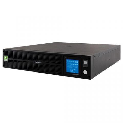 No Break y UPS CyberPower PR1500LCDRTXL2U sistema de alimentación ininterrumpida (UPS) Línea interactiva 1500 VA 1125 W
