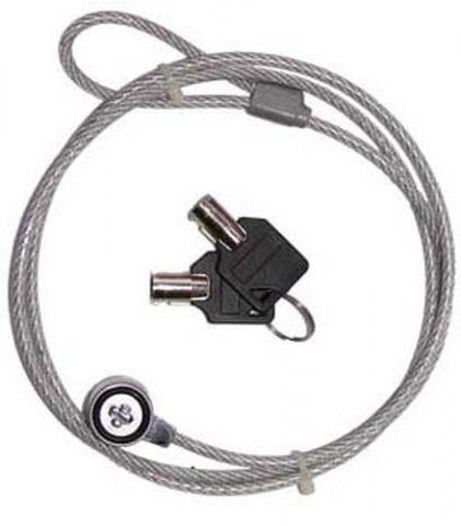 TechZone TZCKL01 cable antirrobo 2.1 m