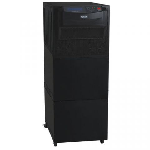 No Break y UPS Tripp Lite UPS de Doble Conversión en Línea SmartOnline de 30kVA, entrada / salida trifásica con juego de baterías sobredimensionadas