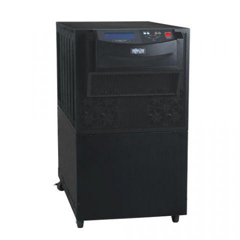 No Break y UPS Tripp Lite SU20K3/3 UPS SmartOnline Trifásico de Doble Conversión 120/208V 20kVA 16kW, Autonomía Extendida, 2 baterías internas, Opciones de Tarjeta de Red, Torre, Serial DB9, Instalación Eléctrica Permanente