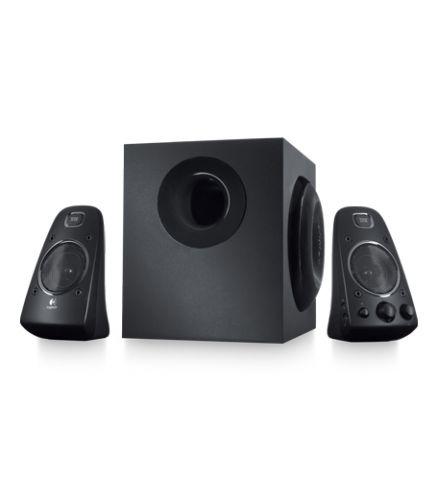 Bocina Logitech Z623 200 W Negro 2.1 canales
