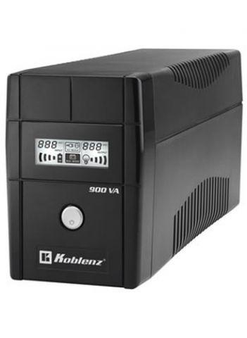 No Break y UPS Koblenz 9011-USB/R sistema de alimentación ininterrumpida (UPS) 900 VA 480 W 6 salidas AC