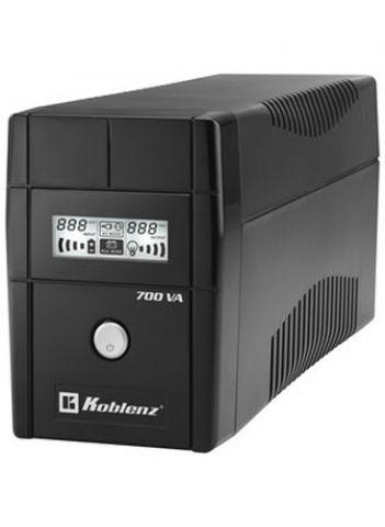 No Break y UPS Koblenz 7011-USB/R sistema de alimentación ininterrumpida (UPS) 700 VA