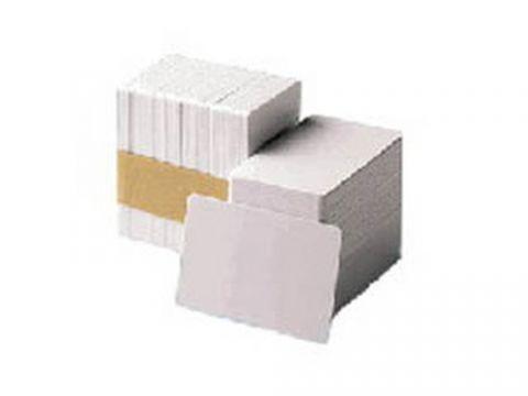 ZEBRA TARJETA PVC BANDA MAGNETICA C/500 -  104523-113