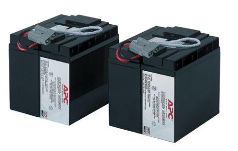 Remplazo APC RBC55 batería para sistema UPS Sealed Lead Acid (VRLA)