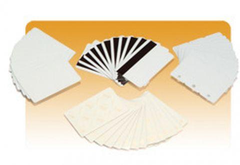 ZEBRA TARJETAS PVC PREMIER 30 MICRAS C/500 -  104524-101