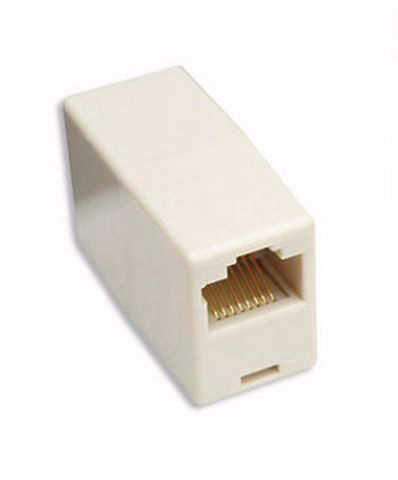 Adaptador para red Intellinet 504225 adaptador de cable RJ-45 Blanco