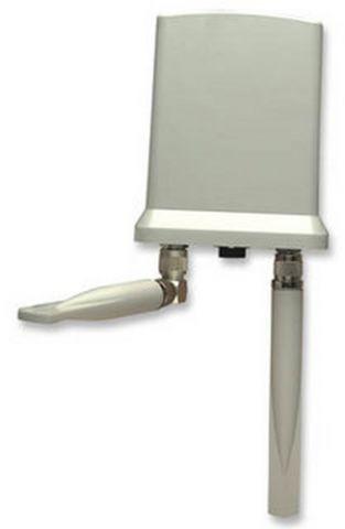 Access point Intellinet 300N Outdoor 300 Mbit/s Energía sobre Ethernet (PoE)