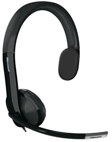 Limpieza Microsoft LifeChat LX-4000 for Business Auriculares Diadema Negro
