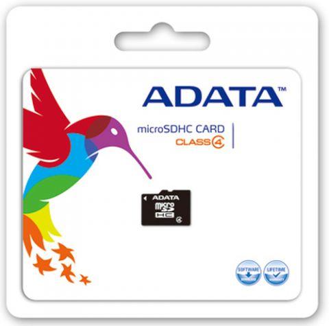 ADATA 32GB MicroSDHC memoria flash