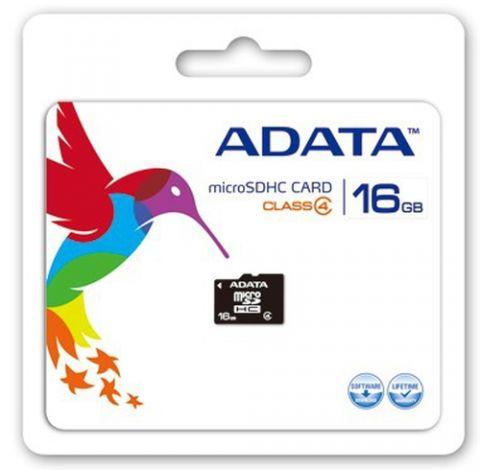 ADATA 16GB microSDHC memoria flash