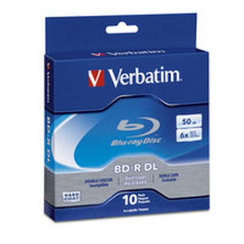 Disco BD-R VERBATIM - BD-R, 10 97335