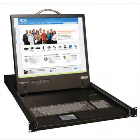 Consola KVM TRIPP-LITE B021-000-17TAA - LCD, 1280 x 1024 Pixeles B021-000-17TAA