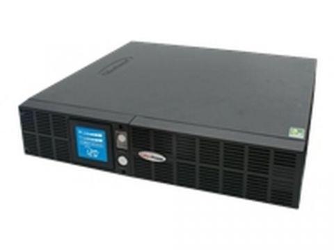 No Break y UPS CyberPower Smart App Intelligent LCD 2000 VA 1320 W 8 salidas AC