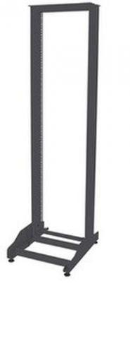 Intellinet 674201 armario rack 42U Rack o bastidor independiente Negro